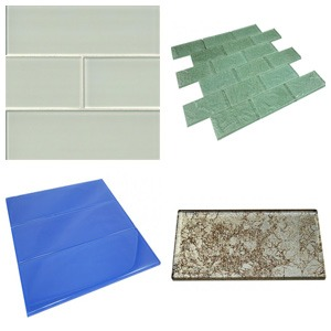 Glass Floor tile