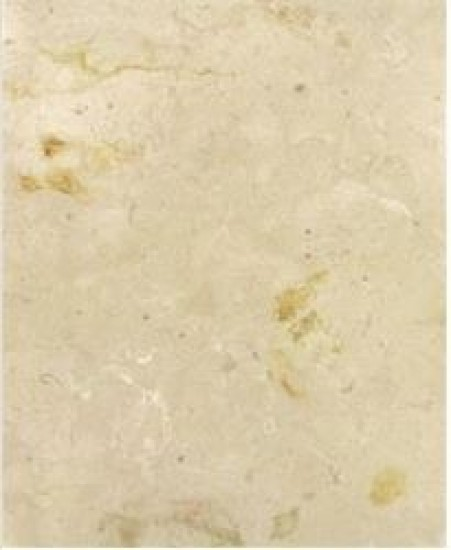 12 in. x 12 in. Botticino Beige Solid Polished Finish Marble Flooring Tile