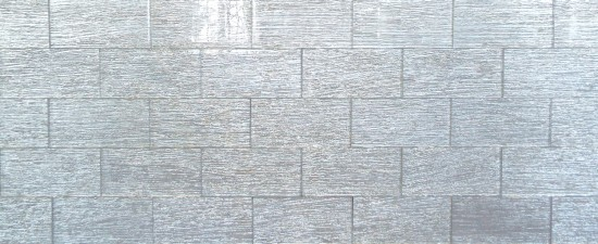 "3"" x 6"" Broadway Silver subway Glass Tile Use For Home And Kitchen Backsplash"