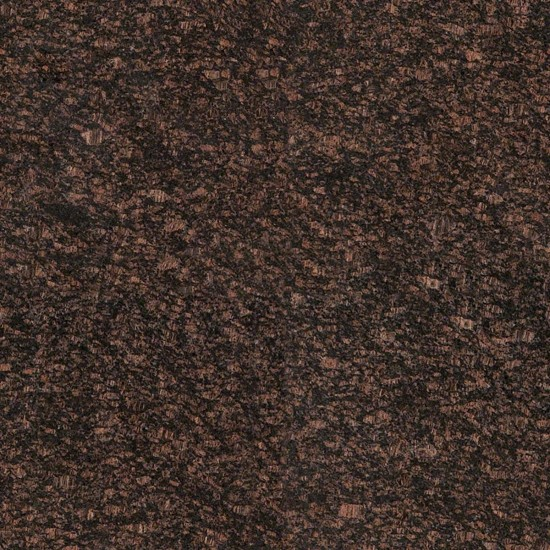 18 in. x 18 in. Tan Brown Solid Polished Finish Granite Flooring Tile