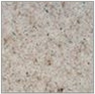 18 in. x 18 in. Almond Mauve Solid Polished Finish Granite Flooring Tile