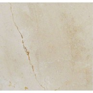 12x12 Crema Marfil Select Marble Honed Floor and Wall Tile