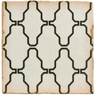 Madrid Matte Rice Square 4-7/8 in. x 4-7/8 in. Ceramic Floor and Wall Tile (5.9 sq. ft. / case)
