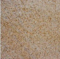 12 in. x 12 in. Giallo Fantasia Solid Polished Finish Granite Flooring Tile