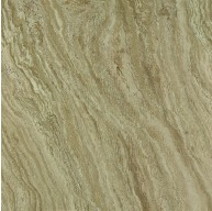 16 X 16 Travertine Dark Vein Cut Honed Porcelain Field Tile by Soci (10.68 Sq.Ft. per box)