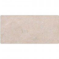Crema Marfil Classic 3x6 Subway Pattern Tumbled Finish Marble Tile
