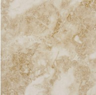 12x12 Crema Cappucino Polished Marble Floor and  Wall Tile