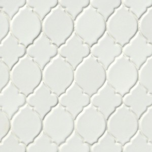Denali Pattern 8mm Ceramic Mosaic Tile