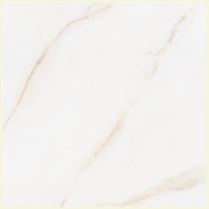 White Glossy Square 19-3/4 in. x 19-3/4 in. Porcelain Floor and Wall Tile (16.2 sq. ft. / case)