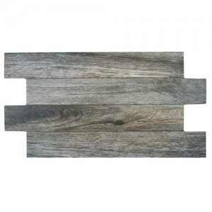 Cedar Matte Rectangular 12-1/4 in. x 23-5/8 in. Porcelain Floor and Wall Tile (16.6 sq. ft. / case)