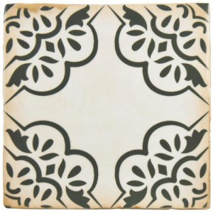 Madrid Matte Chiffon Square 4-7/8 in. x 4-7/8 in. Ceramic Floor and Wall Tile (5.9 sq. ft. / case)