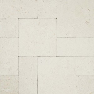 16 in. x 24 in. Freska Off White Tumbled Limestone Paver Tile (Each Tile = 2.67 Sqft.)