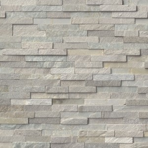 6 in. x 24 in. New Sierra Blue Splitface Ledger Panel Wall Tile | Backsplash | Accent Wall | Fireplace Surrounding | Garage | Kitchen | Shower | Bathroom