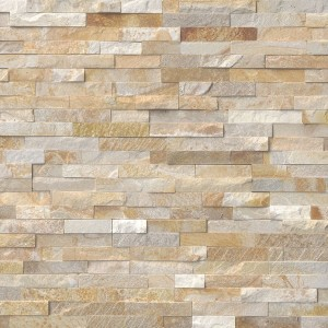 6 in. x 24 in. Sparkling Autumn Splitface Ledger Panel Tile | Wall | Backsplash | Accent Wall | Fireplace Surrounding | Garage | Kitchen | Shower | Bathroom