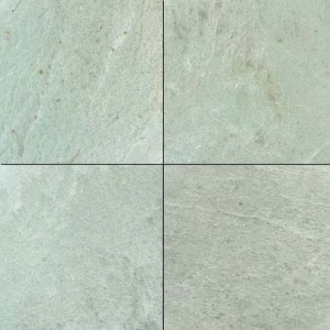 Ming Green 6 in. x 6 in. Marble Polished Field Tile for Floor and Wall