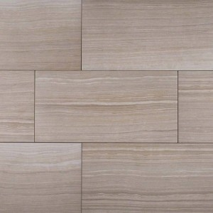 12 in. x 24 in. Eramosa Silver Glazed Porcelain Matte Floor and Wall Tile (12 sq. ft. / case)