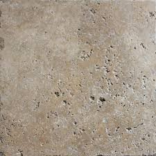 Silver 16X16 Tumbled Travertine Pavers Tile for or Driveway, Pool Deck and Patio (Each Paver Tile = 1.78 Sqft.)