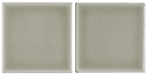 4×4 Fog Crackle Square Pattern (Non Mesh Mounted) Polished Mosaic Tile by Soci