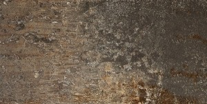 12 X 24 Cast Iron Rust Natural Porcelain Field Tile by Soci (Price shown for 1 Sq.Ft. (12 Sq.Ft. per box))