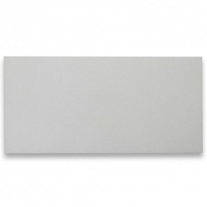 12 in. x 24 in. Thassos White Marble Honed Tile
