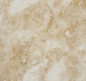 Crema Cappuccino 12x12 Polished Marble Floor and Wall Tile